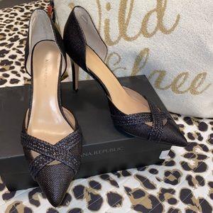 Stylish Textured Heel